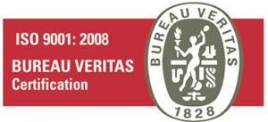 SUAREZ Y LOUREDA dispone de certificación ISO 9001 de gestión de calidad