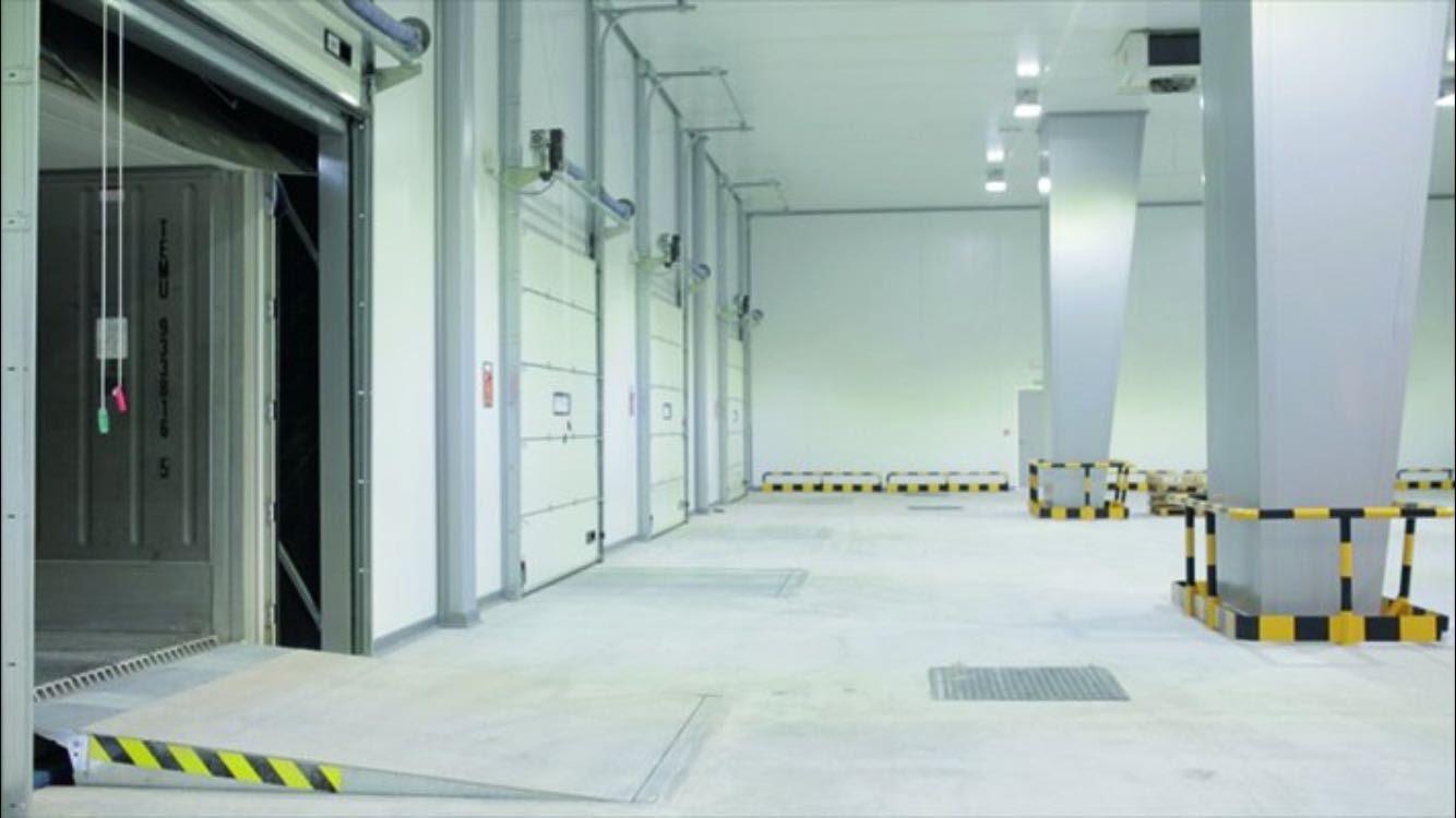 Suarez y Loureda Servicio de almacenamiento de cargas en A Coruña a toda Europa