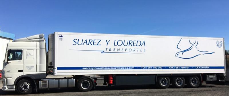 Suarez y Loureda realizamos transporte de alimentos a temperatura controlada, garantizando la calidad del alimento