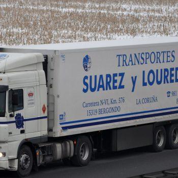 Realizamos transporte de alimentos a temperatura controlada, garantizando la calidad del alimento.Refrigeración y congelación para todo tipo de materia prima. Transporte en frío en A Coruña