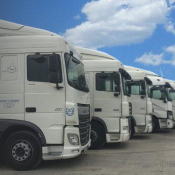 Suarez y Loureda transporte internacional y grupaje de cargas